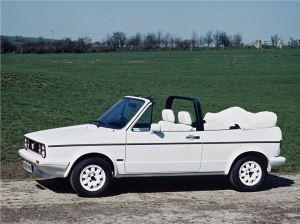 Volkswagen Golf Cabriolet (5