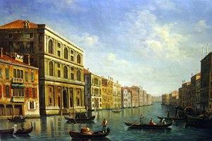 Bra på perspektiv var han Canaletto!