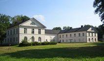 Herrrevadskloster där tycho växte upp.