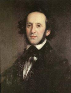 Felix Mendelssoh-Bartholdt